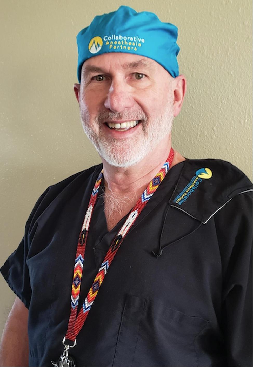 CAP Star of the Quarter: Rick McAmish, CRNA